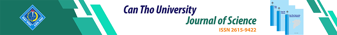 Can Tho University Journal of Science (CTUJS)
